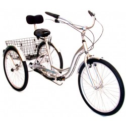 Ammaco 26 '' Wheel Adult Trike