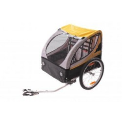 AMMACO Lightweight Alloy Kids Trailer