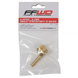 Fast Forward Valve 90 Degrees Adapter 2016 for FFWD Disc Wheels