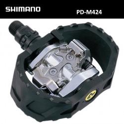 Shimano MTB SPD Pedals PD-M424