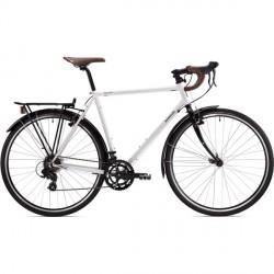 Adventure Flat White 54cm Touring Bike 2016