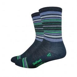 """Wooleator 5"""" Cavendish Dress Up Cycling Socks"""