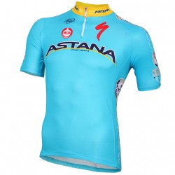 Nalini Astana Team Short Sleeve Cycling Jersey