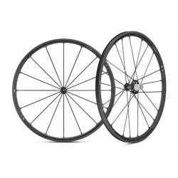 Fulcrum Racing Zero Nite C17 700c QR Road Clincher Wheelset 2017