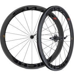 Miche SWR RC 50/50 Black Wheelset 2017