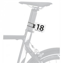 BBB AeroFix BSP-96 Race Number Clamp