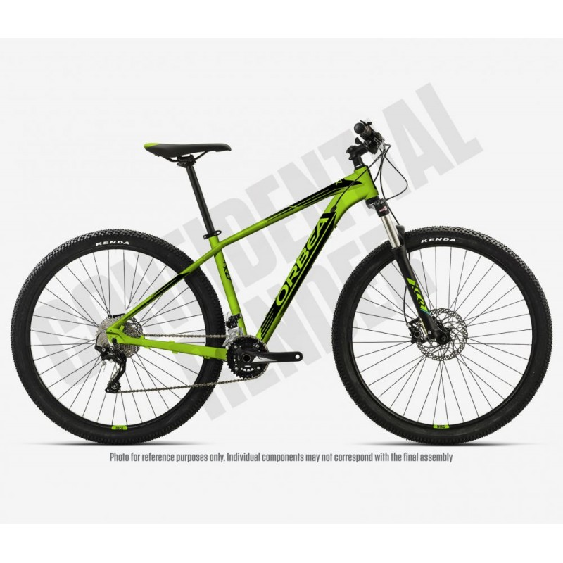 orbea mtb 29  Orbea MX 27 40 18 Mountain Bike - Marrey Bikes