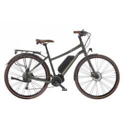 Bianchi Brooklyn Lady Deore 9sp Disc Electric Bike 2018