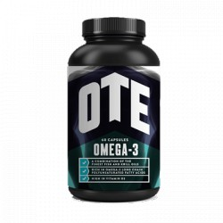 OTE OMEGA-3 Fish & Krill Oil 60 Tablets