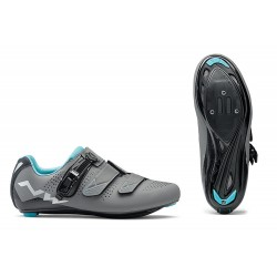 Northwave - 2018 Verve 2 SRS Anthracite/Aqua shoes