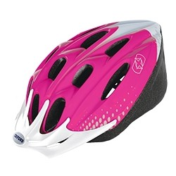 Oxford F15 Pink & White Helmet