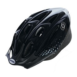 Oxford F15 Black White Helmet