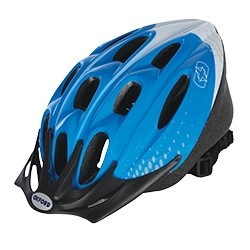 Oxford F15 Cycle Helmet Blue White