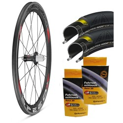 Fulcrum - Speed 55C with FREE tyres and tubes