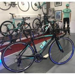 Bianchi Nirone 7 Alloy Road 105 Bike