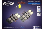 BBB TechStop BBS-23T comes in pack 4