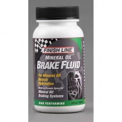 Mineral Oil Brake Fluid 4 oz / 120 ml