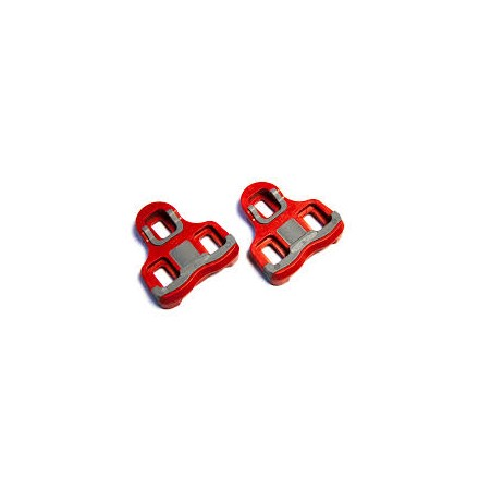 7156d00b1 PowerTap P1 Pedal Red Cleat Set - Marrey Bikes