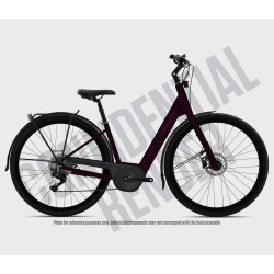 Orbea OPTIMA E40 19 Hybrid Bike