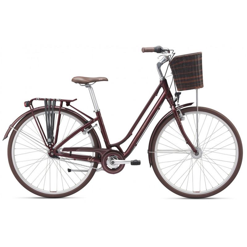 Giant Flourish 1 2019 Ladies Hybrid Bike