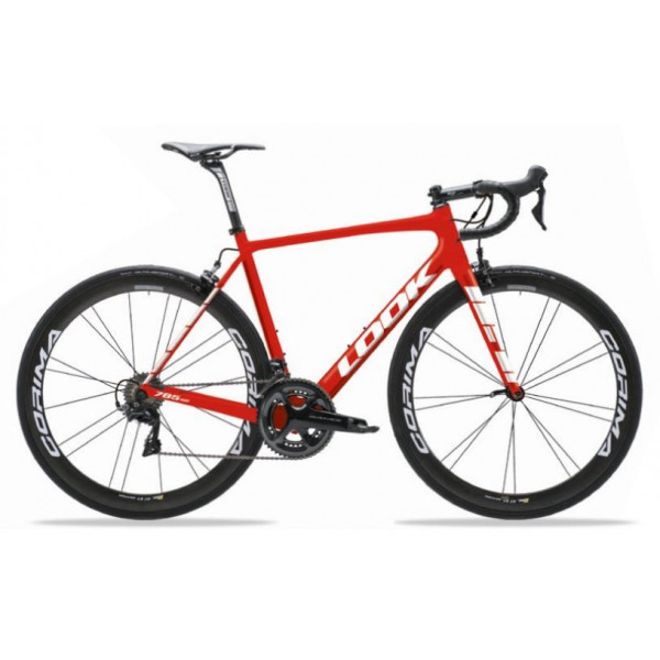 Look 785 Huez Ultegra Di2 Ksyrium Road Bike 2019 - Marrey Bikes 8a8667df9