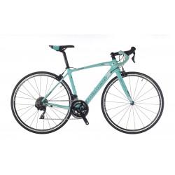 Bianchi Dama Bianca Intenso 105 Womens 2019 - Road Bike