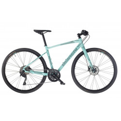 Bianchi C-Sport 3 Dama Womens 2019 - Hybrid Sports Bike