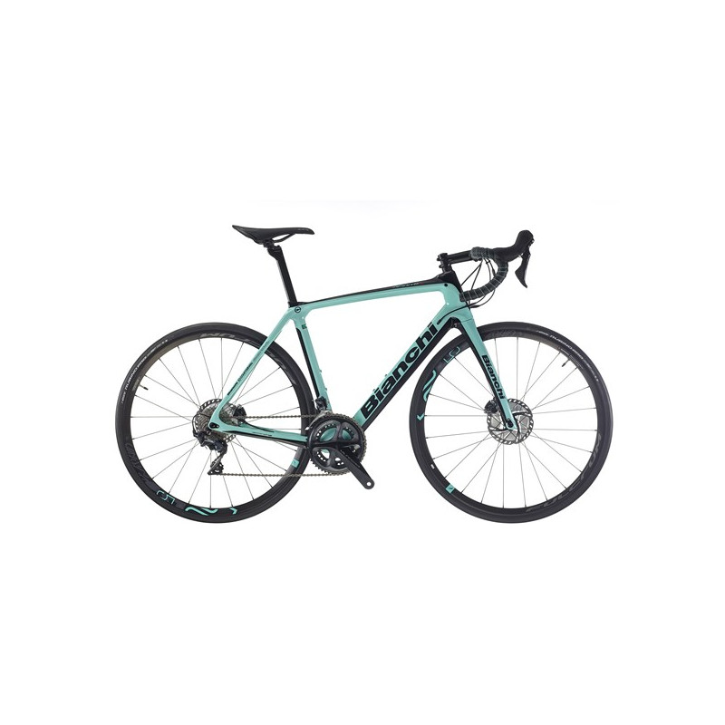 Bianchi Infinito CV Disc Ultegra 11sp Compact 2019 Road Bike ... 6c21d1767