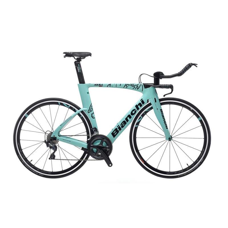 Bianchi Aquila CV Ultegra 11sp 2019 Time Trial Bike
