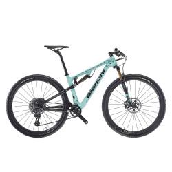 Bianchi Methanol FS 9.1 - XX1 Eagle 2019 MTB Bike