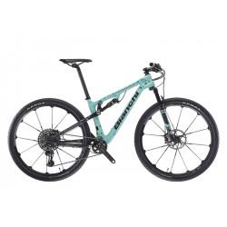 Bianchi Methanol FS 9.2 - X01/X1 Eagle 2019 MTB bike