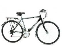 Goldrush Parkland Hybrid Bike