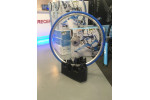 Tacx Indoor Trainer Wheel 9 To 11 speed