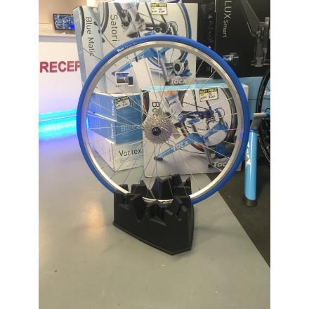 Tacx Indoor Trainer Wheel 9 To 11 speed