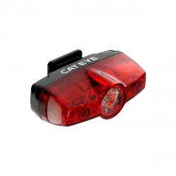 CATEYE RAPID Mini USB RECHARGEABLE Rear Light (25 Lumen)