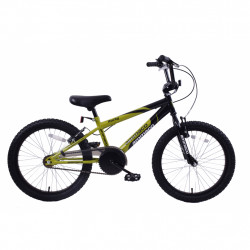 "Ammaco Rocky 18"" Wheel Boys BMX Bike"