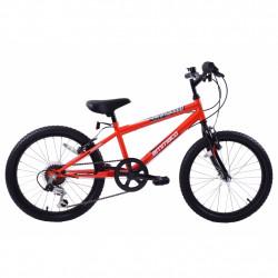 """Ammaco Gladiator 20"""" Wheel MTB Boy Bike"""
