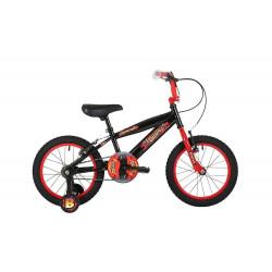 "Bumper Ninja Boys 16"" Pavement Bike"