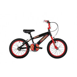 "Bumper Ninja Boys 18"" Pavement Bike"