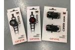 Cateye Lightsets Front & Rear