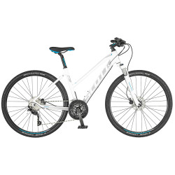SCOTT SUB CROSS 20 Ladies Hybrid Bike 2019