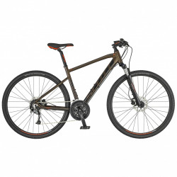 SCOTT SUB CROSS 30 Men's Hybrid Bike 2019