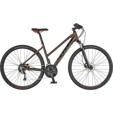 SCOTT SUB CROSS 30 Ladies Hybrid Bike 2019 - Marrey Bikes 53eae8423