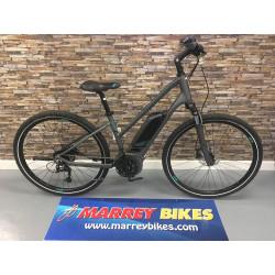 Scott E-Sub Cross 20 2018 Womens Electric Hybrid Bike
