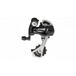 Shimano 105 RD-5701 105 10-speed rear derailleur, GS, max 32T with double c/set