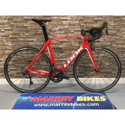 Look 795 Blade RS Ultegra Ksyrium Road Bike 2019