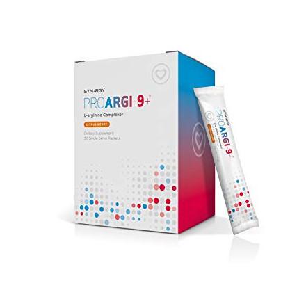 Synergy Proargi-9+plus l-arginine complexer