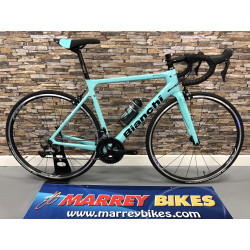 Bianchi Sprint Ultegra 11sp Compact Road Bike 2019