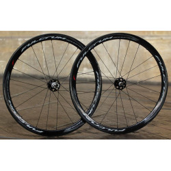 Fulcrum - Racing Quattro Carbon 40mm Clincher Wheelset