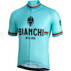 Bianchi Milano NEW PRIDE short sleeve cycling jersey